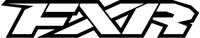 FXR Racing Decal / Sticker 04
