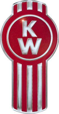 Kenworth Decal / Sticker 09