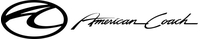 American Coach RV Decal / Sticker 07