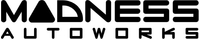 Madness Autoworks Decal / Sticker 03