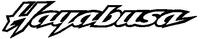 Suzuki Hayabusa Decal / Sticker 02