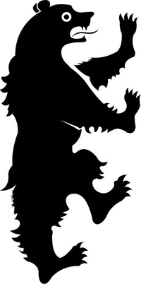 Game of Thrones House Mormont Decal / Sticker 02
