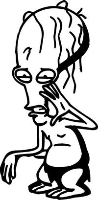 Roger Decal / Sticker 05