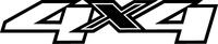 Z 4x4 Decal / Sticker 26