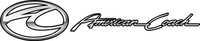 American Coach RV Decal / Sticker 05