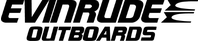 Evinrude Outboards Decal / Sticker