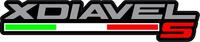 Ducati Xdiavel S Decal / Sticker 04