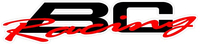 BC Racing Decal / Sticker 01