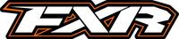 FXR Racing Decal / Sticker 03