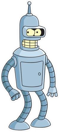 Bender Decal / Sticker 11