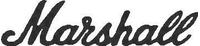 Marshall Decal / Sticker