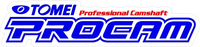 Tomei Procam Decal / Sticker 06
