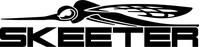 Skeeter Decal / Sticker 08