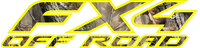 Z Camo FX4 Off-Road Decal / Sticker 29