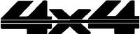 Z 4x4 Decal / Sticker Design 2