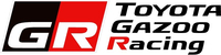 Toyota Gazoo Racing Decal / Sticker 02