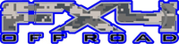 Z Digital Camo FX4 Off-Road Decal / Sticker 35