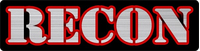 Recon Lighting Decal / Sticker 03
