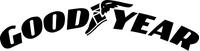 Goodyear Decal / Sticker 06