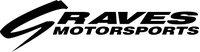 Graves Motorsports Decal / Sticker 08