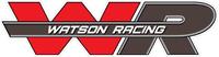 Watson Racing Decal / Sticker 01