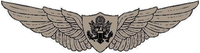 AirCrew Wings 01 Decal / Sticker
