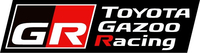 Toyota Gazoo Racing Decal / Sticker 03