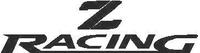 Nissan Z Racing Decal / Sticker 03