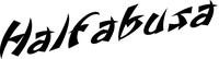 Suzuki Halfabusa Decal / Sticker