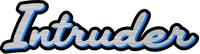Suzuki Intruder Fade Decal / Sticker 05
