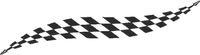 Checkered Flag Decal / Sticker 40