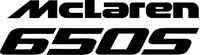 McLaren 650S Decal / Sticker 13