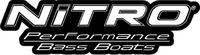 Nitro Performance Bass Boats Decal / Sticker 12