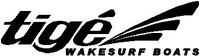 Tige Wakesurf Boats Decal / Sticker 09