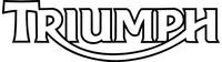 Triumph Decal / Sticker 16