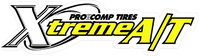 Pro Comp Xtreme A/T Decal / Sticker 09