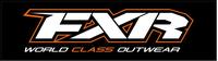 FXR Racing Decal / Sticker 01