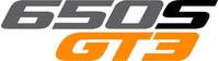 McLaren 650S GT3 Decal / Sticker 18