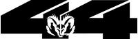 Z 4x4 Ram Decal / Sticker 34