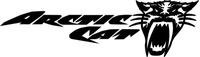 Arctic Cat Decal / Sticker 22