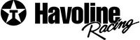 Havoline Racing Decal / Sticker 04