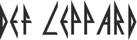 Def Leppard Decal / Sticker