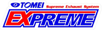 Tomei Expreme Decal / Sticker 10