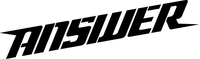 Answer Racing Decal / Sticker 08