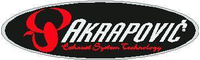 Akrapovic Full Color Decal / Sticker