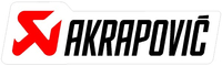 Akrapovic 11 Decal / Sticker