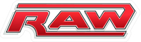 WWE Raw Decal / Sticker 02