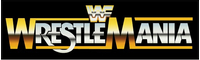 WWF Wrestlemania 1 Decal / Sticker 01