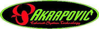 Green Akrapovic Decal / Sticker 05