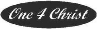 One 4 Christ Decal / Sticker